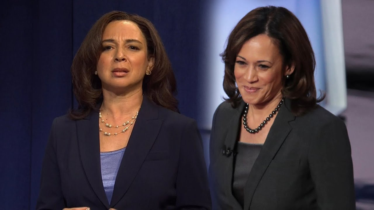 Maya Rudolph on the Possibility of Reprising Her 'SNL' Role as Kamala Harris