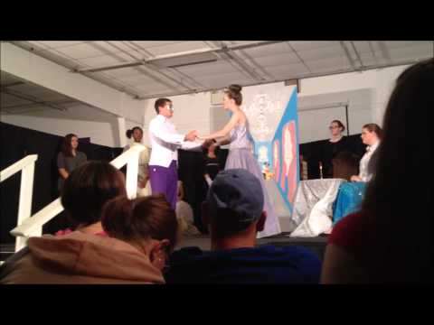 Colonial Beach High School Theatre Group- Cinderella