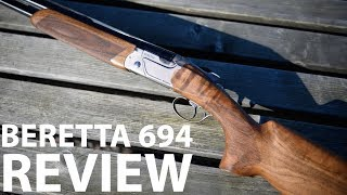 Beretta 694 review. New king in the midrange?
