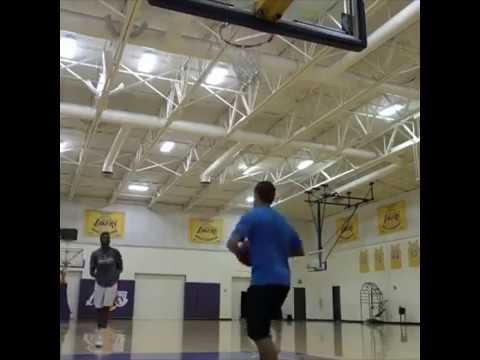 Julius Randle 💦 Working With NBA Trainer and Shooting Coach, Andrew Olson