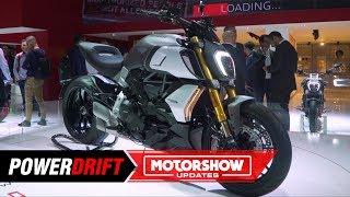 2019 Ducati Diavel 1260S : The devil gets a new heart : EICMA 2018 : PowerDrift