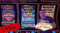 $4,000 Slot Play! Let's Get a POWERFUL JACKPOTS 🔴 LIVE STREAM
