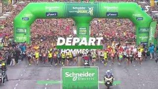Marathon de Paris 2018 : Le départ de la 42e édition du Marathon de Paris est donné