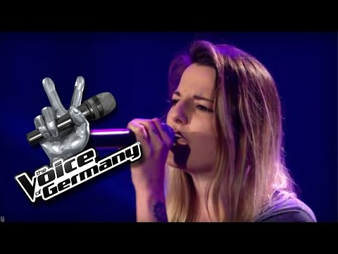 Heavy Cross - Gossip | Andrina Travers Cover | The Voice of Germany 2016 | Audition