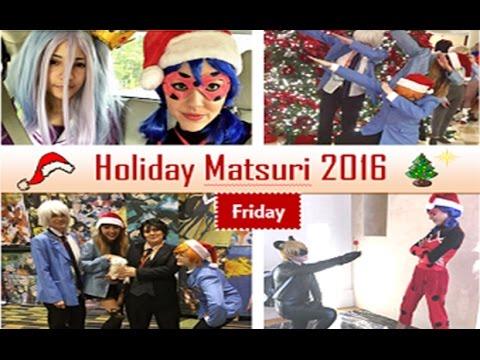 ConVlog: Holiday Matsuri 2016 [Friday] II Pink Pixie (iShelly)