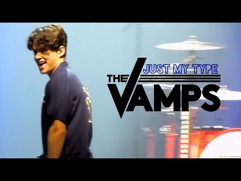 THE VAMPS - Just My Type (Night & Day Tour, Cologne)