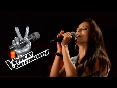 How Come You Dont Call Me  Alicia Keys  Vanessa Iraci  The Voice of Germany 2016  Audition