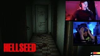 we played the Scariest Horror Game on the Internet... (HELLSEED EP.1)