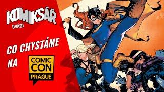 Co nás čeká na Comic-Con Prague?
