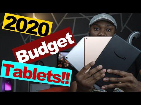 2020 Best Budget Tablet?