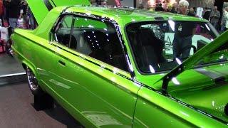 1965 Dodge Dart At Autorama 2015