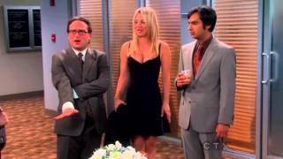Sheldon vs. Raj - Nerd fight!