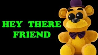 Fred Bear Plush Commercial