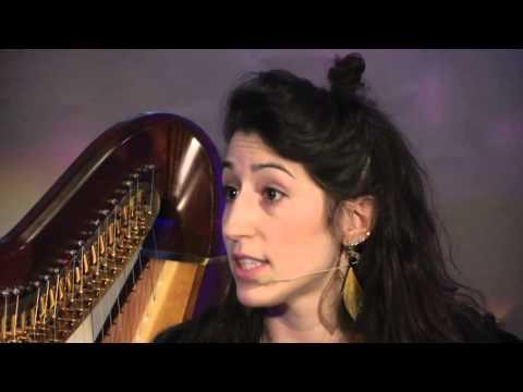 The many faces of the Harp   Berta Puigdemasa   TEDxLleida