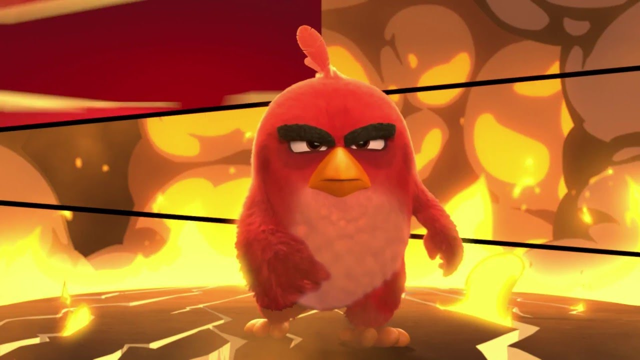 Angry Birds Action! - Official Trailer - YouTube