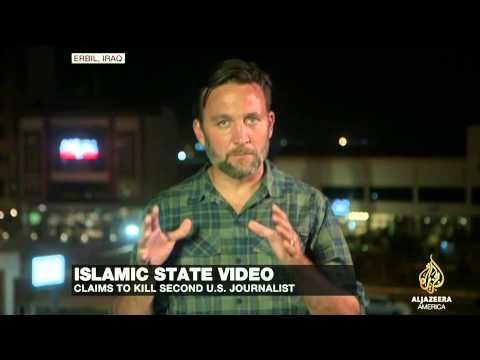 Josh Rushing Explains ISIS for Al Jazeera America