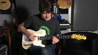 Todd's Morning Guitar Jam: Episode 132