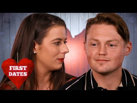 'Stop Winking At Me!'  | First Dates Australia