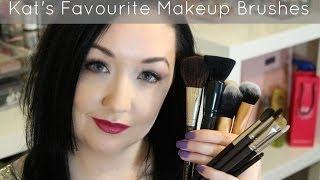 Kat's Favourite Makeup Brushes Thumbnail
