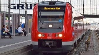 Züge München Hbf ● 14.07.2018