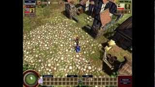 Hinterland - A New Kingdom (gameplay)