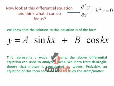 equations of mathematical physics  physics ravish ppt on differential equations - mathematical ...