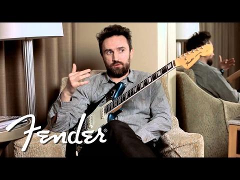 Cranberries' Noel Hogan on the Fender Jag   Fender