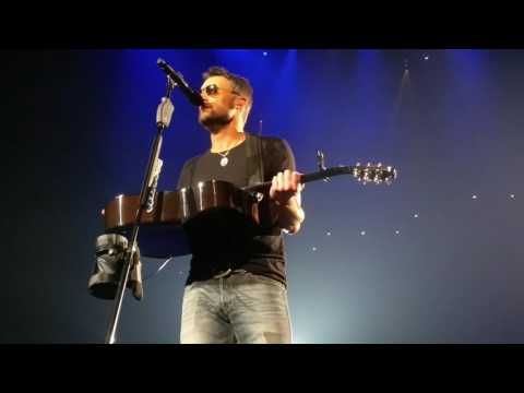 Eric Church - Ballad of Curtis Loew (4/22/2017) Cincinnati, Ohio