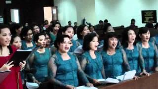 Sungguh Alangkah Baik-Koor Ina HKBP Batam Center &  Ina Singapore
