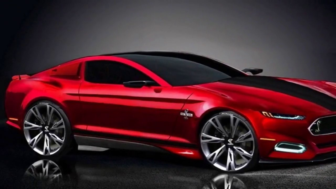 2017 Ford Mustang Mach 1 Exterior Interior Design and Specs - YouTube