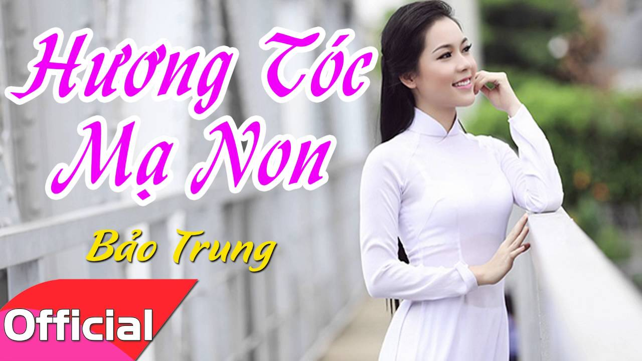 Hương Tóc Mạ Non – Bảo Trung [Official Audio]
