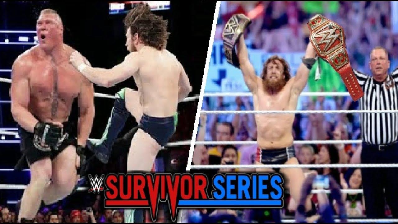 WWE Survivor Series - November 18 ,2018 Highlights - WWE Survivor Series 2018 Highlights