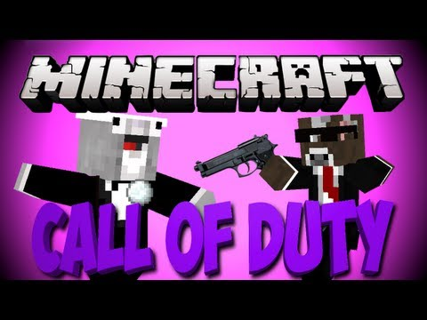 Minecraft CALL OF DUTY Minigame Server Plugin