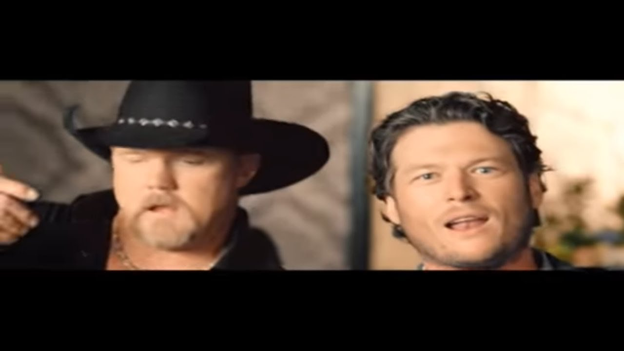 Blake Shelton Hillbilly Bone Ft Trace Adkins Official Music Video Youtube