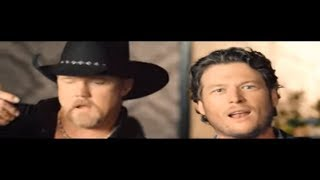 Смотреть клип Blake Shelton - Hillbilly Bone