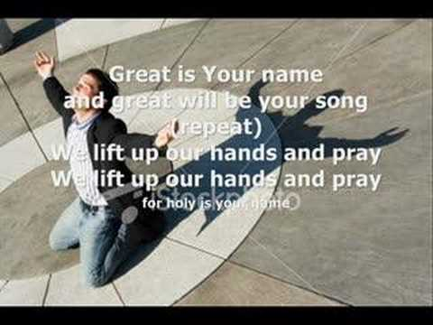 All Over the World - Matt Redman