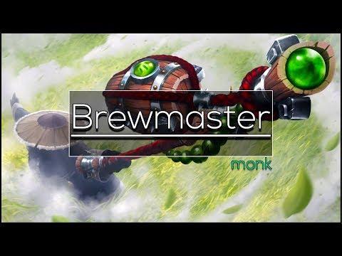 Legion - Brewmaster Monk | Full Tank Guide 7.3.5 [Basics PvE]
