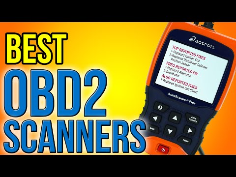 10 Best OBD2 Scanners 2016