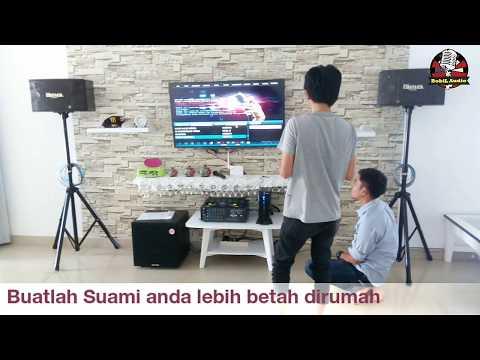 Home karaoke palembang by BobiL Audio @home Diaz srijaya