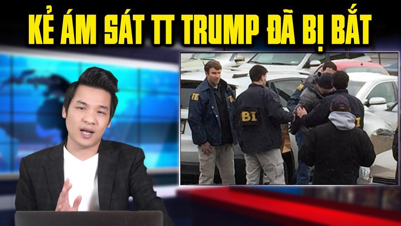 """Kẻ gửi thư độc cho TT Trump Đã bị bắt, Joe Biden lại ăn """"trứng lộn"""" viết cáo phó 200 triệu người mỹ"""