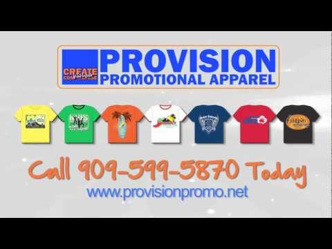 Custom Emboidery, T-shirts, Promotional Products, T-shirts Rancho Cucamonga
