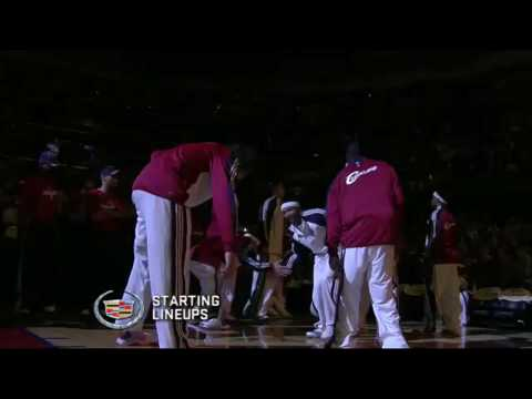 Cleveland Cavaliers Official Introduction 2009-10