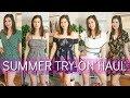 Summer Try On Haul | Cute Dresses & Bikinis | Zaful