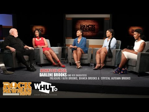 Darlene Brooks and Her Daughters on The Rock Newman Show