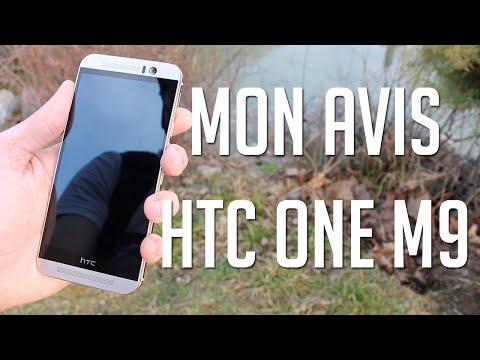 Mon avis sur le HTC ONE M9 après 3 semaines d