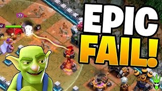 RAGE QUITTING ON THE GOBLIN MAPS! - Fix That Rush Ep.14 - Clash of Clans