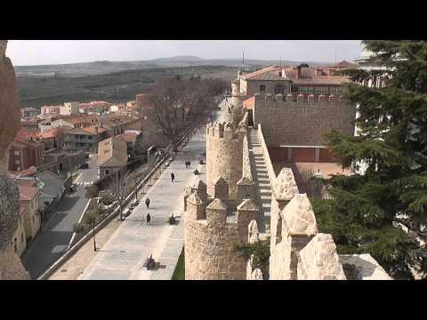 The Medieval Walls of Ávila
