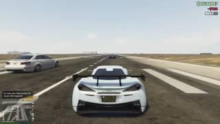 Das wohl schnellste Auto in GTA5 Online