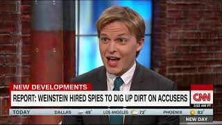 Ronan Farrow full 'New Day' interview