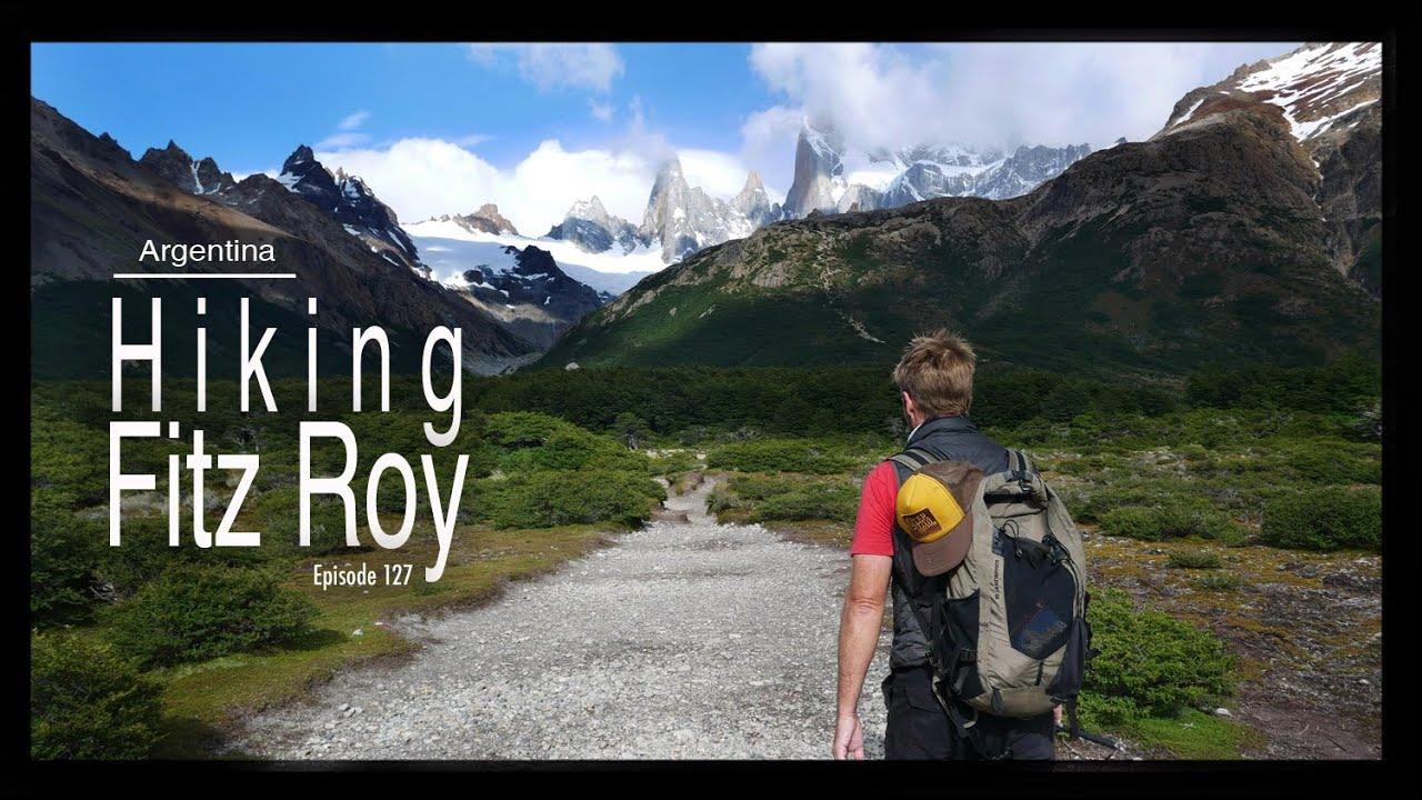 Hiking Fitz Roy